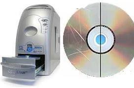 Buffer Machine to resurface CDs